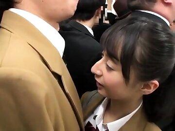 Brim-full Amateur Japanese Group Sex Jo